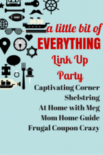 a little bit of everything linky party