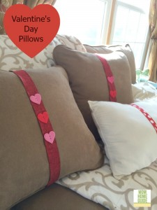 valentines day pillows