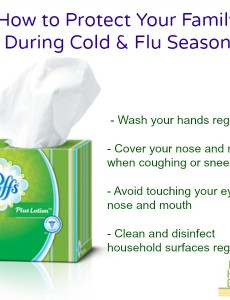 how to protect your family during cold and flu season