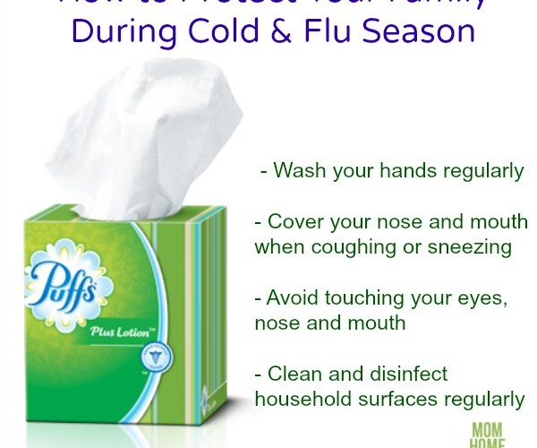 Protect Your Family During Cold & Flu Season
