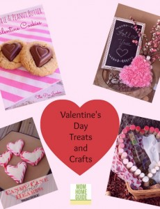 valentines day treats and crafts