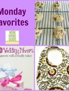Monday Favorites  – Link Up Party Faves (March 30)