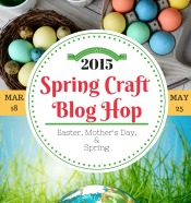 Spring Craft Blog Hop