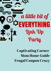 A Little Bit of Everything Link Up Party (April 15)