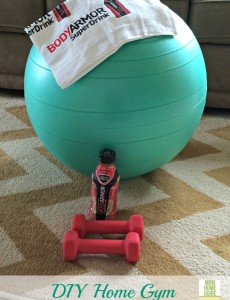 exercise equipment for a DIY home gym