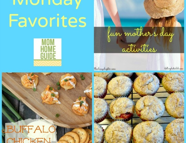 Monday Favorites (April 20) Link Up Party Picks