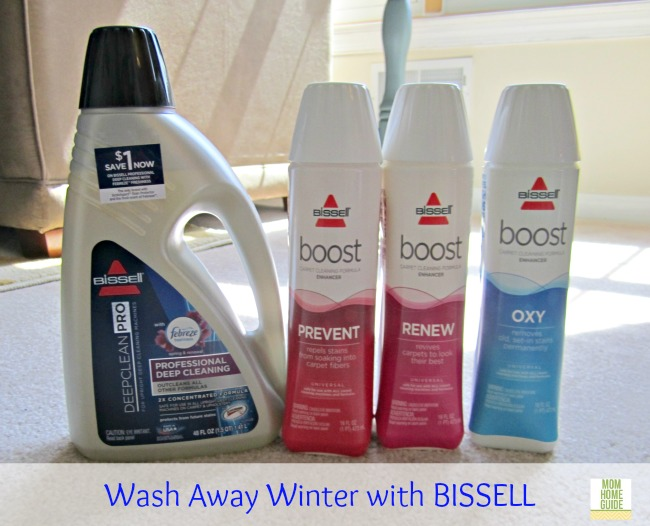 carpet deep cleaning with bissell