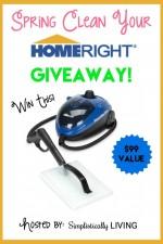 homeright steammachine giveaway