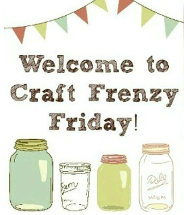 Craft Frenzy Friday (October 2)