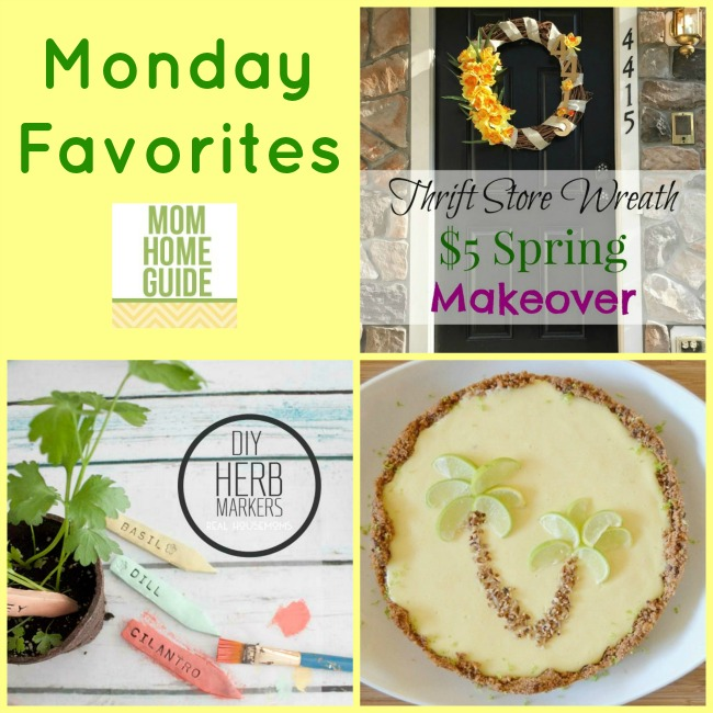 monday link up party favorites