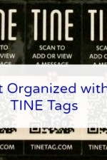TINE tags for organizing