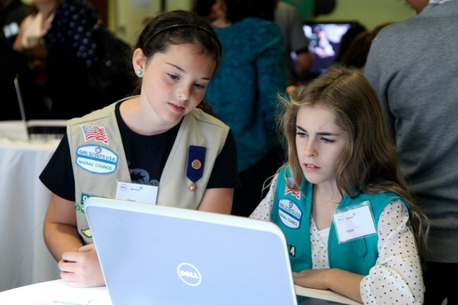 Girls Scouts is offering three free healthy habit booklets for girls