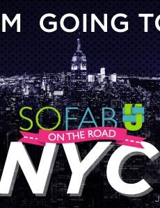 I'm Heading to SoFabU Blog Conference! #SoFabUOTR #cbias