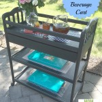 DIY Beverage Cart / Enter to Win $2,000