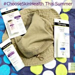 Summer Skin Protection #ChooseSkinHealth