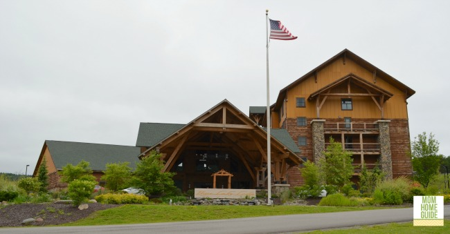 hope lake lodge