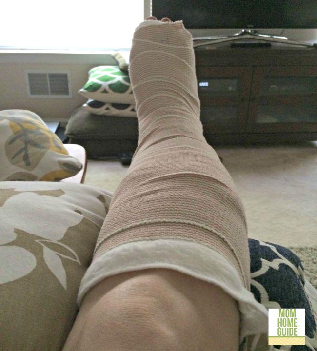 bunion foot surgery