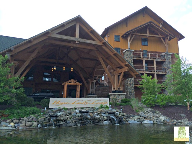 hope lake lodge in Finger Lakes region