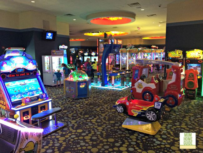 arcade at iPlay America