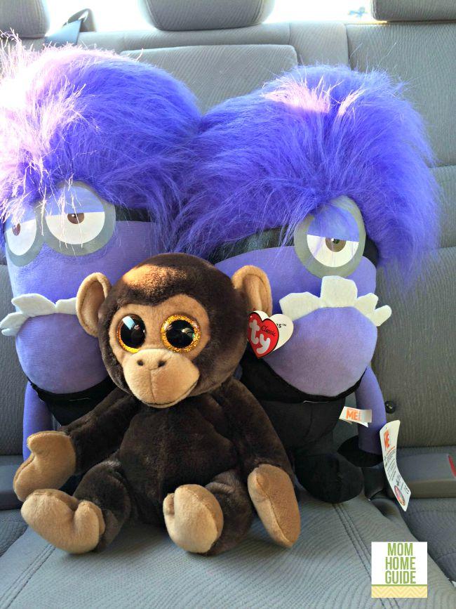 purple minions