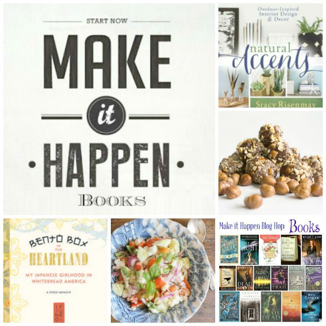 Make It Happen Book Blog Hop