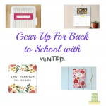 back to school calendars, notebooks and labels from minted.com