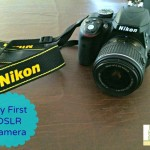 My First DSLR Camera (#MakeItHappenBlogHop)