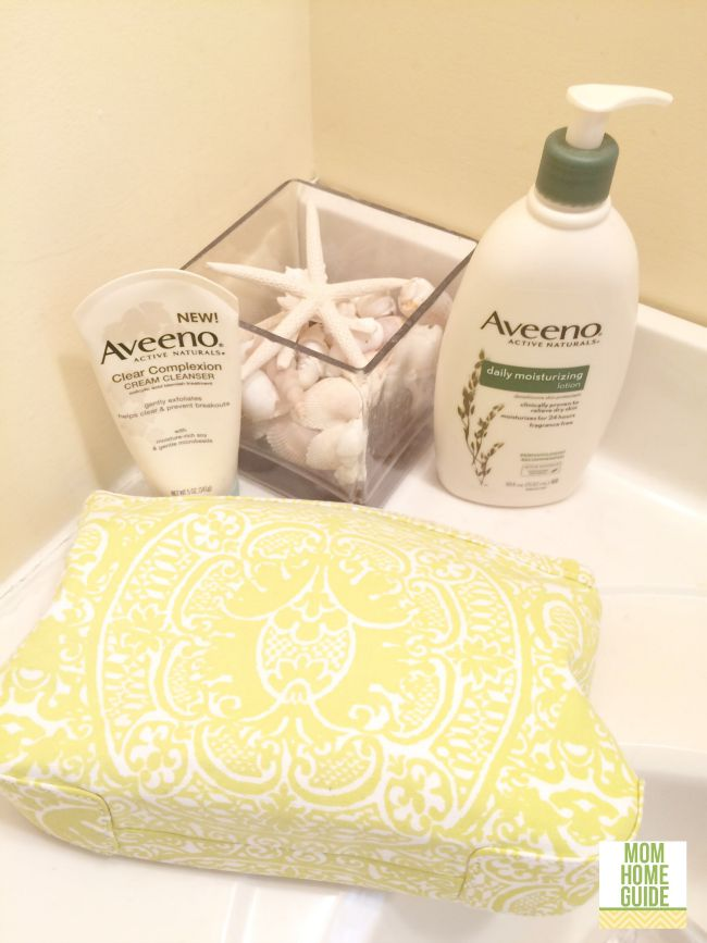 aveeno beauty products