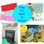 prep for back to school