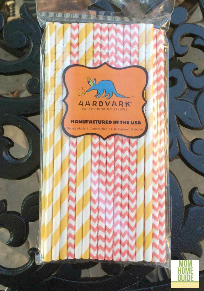 aardvark paper straws