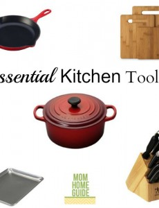 essential kitchen tools