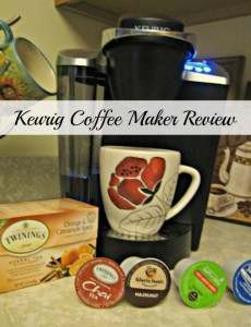 Keurig K-Cup Home Brewer — A Hot Father's Day Gift!