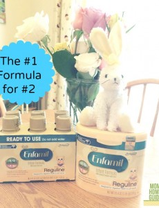 Enfamil formula for infant constipation