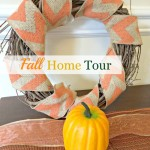 Fall in Love with Your Home (Fall Home Tour)