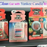 DIY Detailing a Car with Yankee Candle® Brand Fragrances