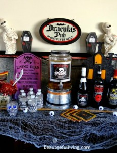 Holiday Craftacular: Spooky Drink Bar