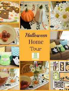 Holiday Craftacular: Halloween Home Tour