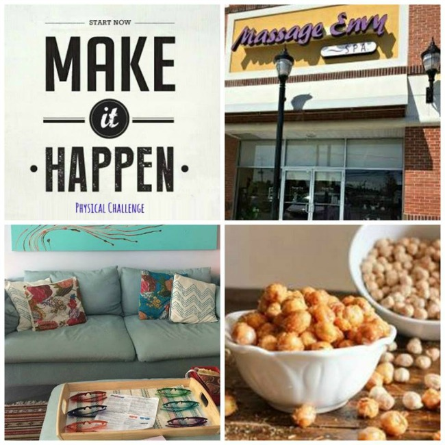Make It Happen Blog Hop Physical Challenge