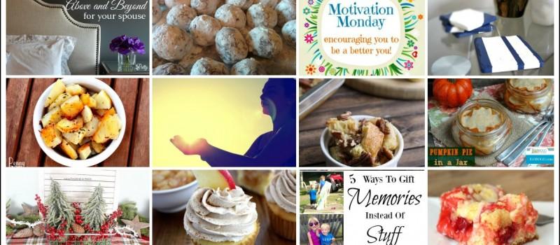 Motivation Monday (November 23)