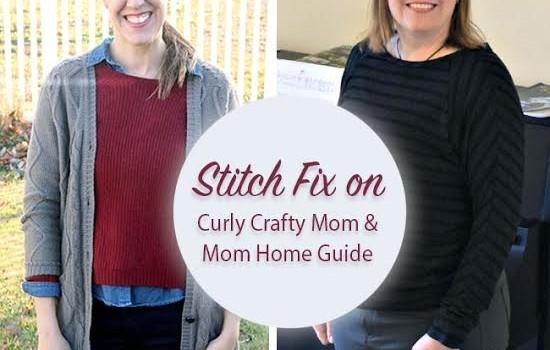 Stitch Fix Box Reveal — November