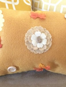 Quick & Easy Fall Pillow Craft