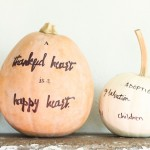 Holiday Craftacular Blog Hop & Linky: Thankful Pumpkin Craft