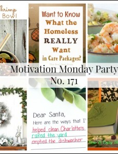 Motivation Monday (December 7)