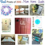 Best Projects of 2015 from Mom Home Guide