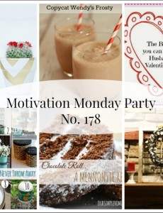 Motivation Monday (February 1)