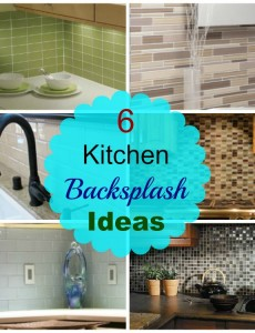 Six great kitchen backsplash ideas