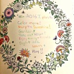 Fun Coloring Book Resolutions for 2016