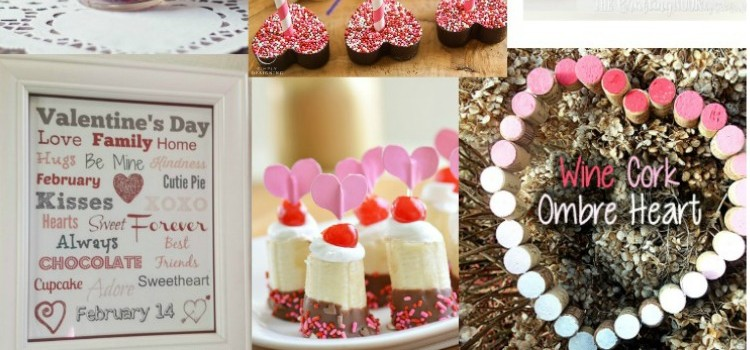 10 Lovely Valentine's Day Ideas