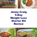 Jenny Craig Weight Loss Starter Kit Review #JennyCraigKit