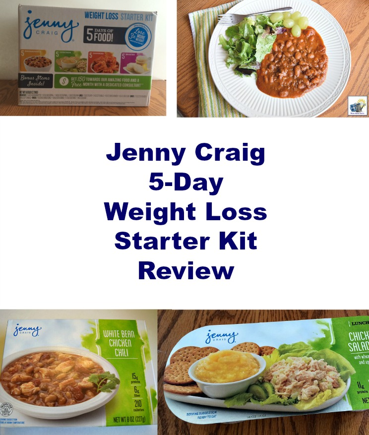 Jenny Craig 5-Day Starter Kit Review